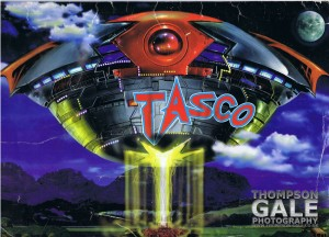 Tasco - the business that brought Lee Thompson Gale & Joe Browne together